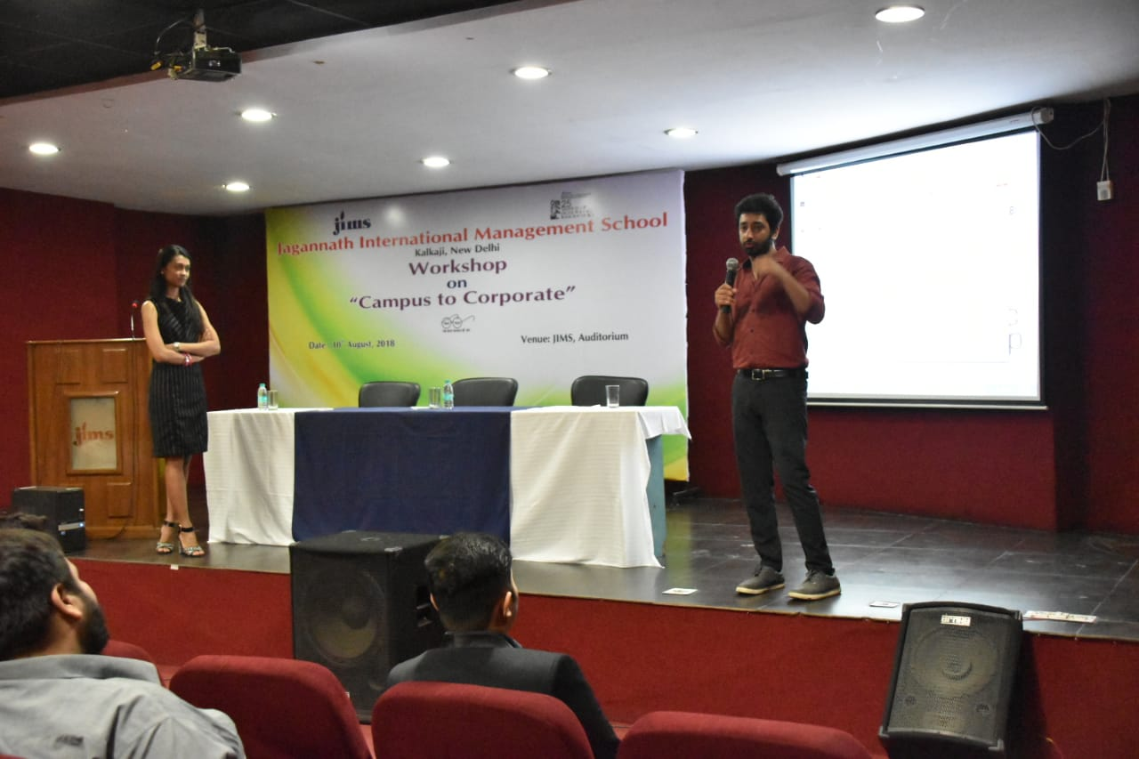 Seminar Workshop And Conferences Top Bba College In Delhi Cooporate Digital Marketing House Post Budget Panel Discussion On 7th February 2018